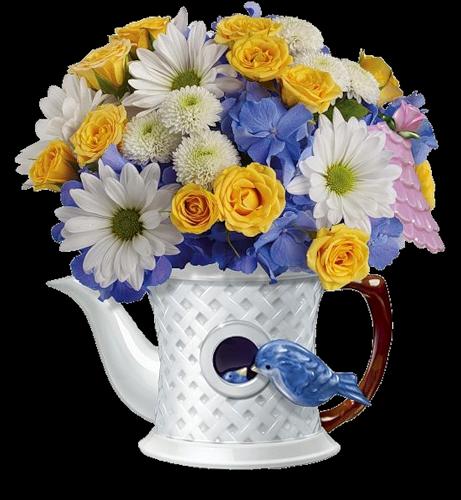 клипарт цветы букет