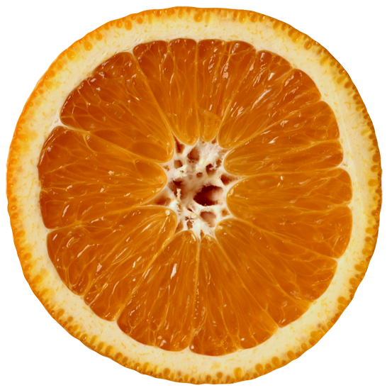 фрукты клипарт апельсин