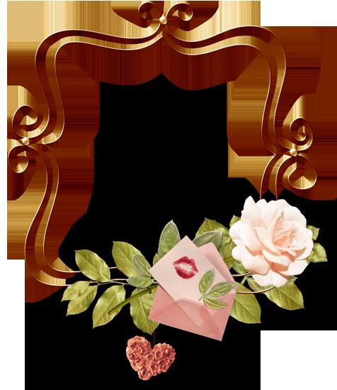 романтические скрап-странички