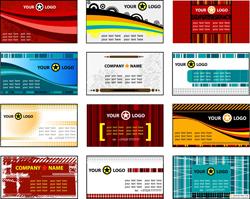 атрибуты визитки