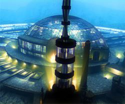 подводный отель JulesUnderseaLodge
