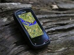 Туристические GPS-навигаторы
