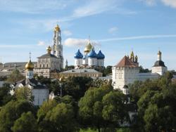 Туристическая поездка по России