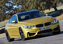 спорткар BMW M3 и М4