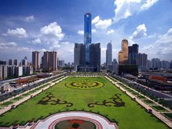 Гуанчжоу. Китай
