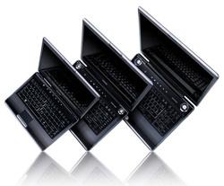 новый ноутбук