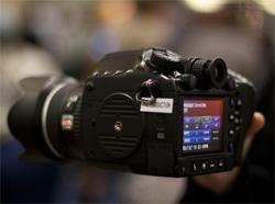 фотоаппарат Pentax 645D 2
