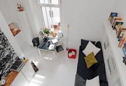 жилое пространство в квартире
