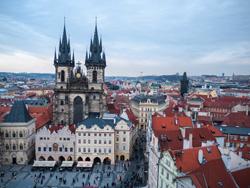 Прага: Чехия