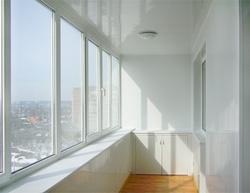 Благоустройство балкона