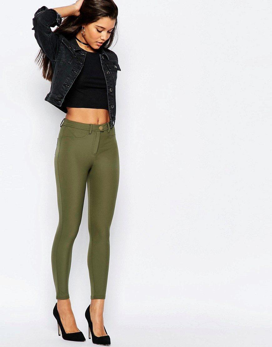 брюки «скинни»