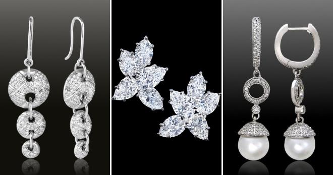 эксклюзивных серебряных украшений
