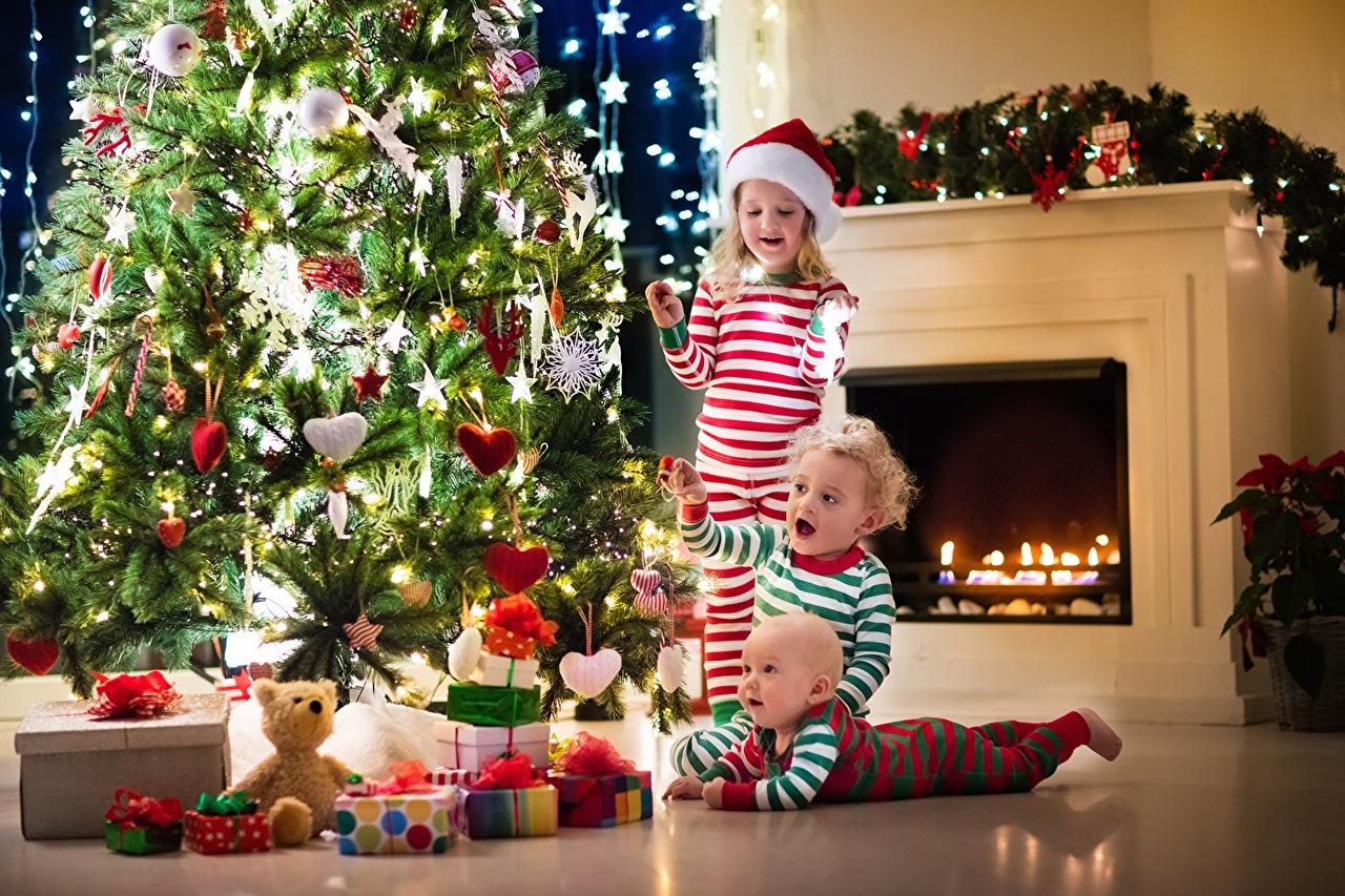 Организация Нового года для детей