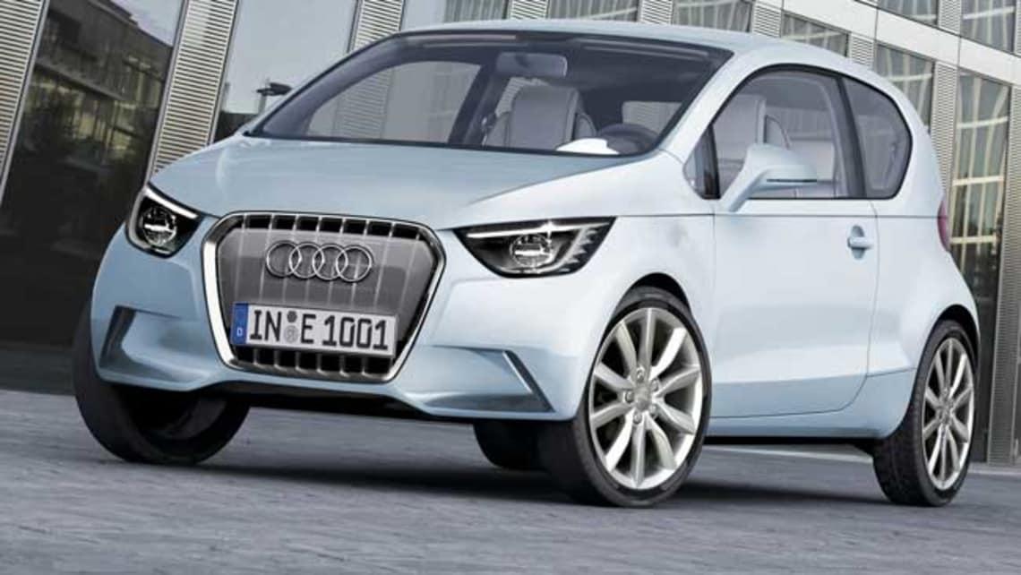 Audi - E1